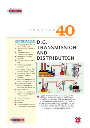 A textbook of electrical technology By theraja-volume 3 Chapter40