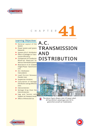 A textbook of electrical technology By theraja-volume 3 Chapter41