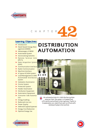 A textbook of electrical technology By theraja-volume 3 Chapter42
