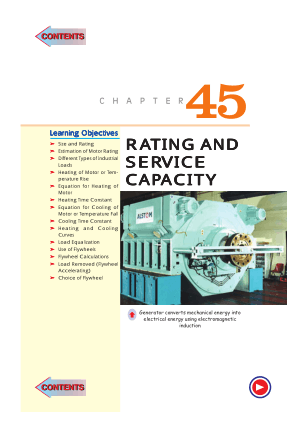 A textbook of electrical technology By theraja-volume 3 Chapter45