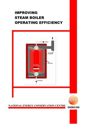 IMPROVING STEAM BOILER OPERATING EFFICIENCY