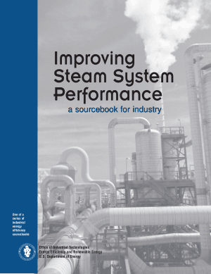 Improving steam system efficiency and performance