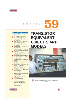 A textbook of electrical technology By theraja-volume 4 Chapter59