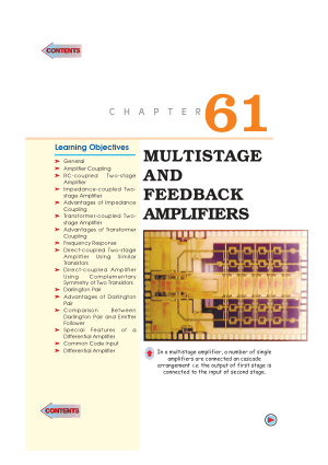 A textbook of electrical technology By theraja-volume 4 Chapter61