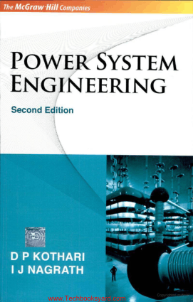Power System Engineering Second Edition By D P Kothari and I J Nagrath