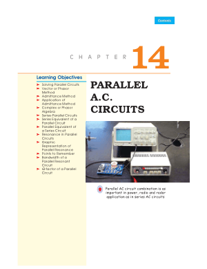 A textbook of electrical technology volume 1 By theraja Chapter14