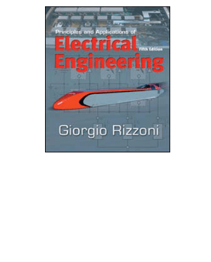 Principles and Applications of Electrical Engineering Giorgio Rizzoni