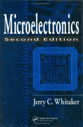 Microelectronics 2nd Edition Jerry C. Whitaker