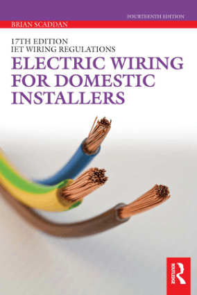 Electric Wiring for Domestic Installers Fourteenth Edition Brian Scaddan