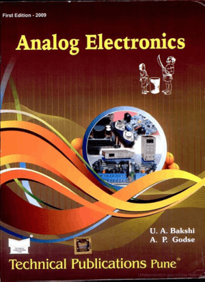 analog electronics by godse and bakhsi