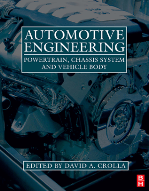 Automotive Engineering Powertrain Chassis System and Vehicle Body