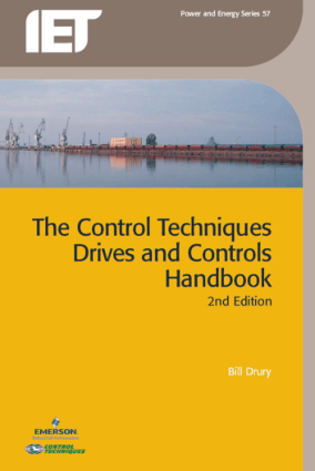 control techniques drives and controls handbook by bill drury