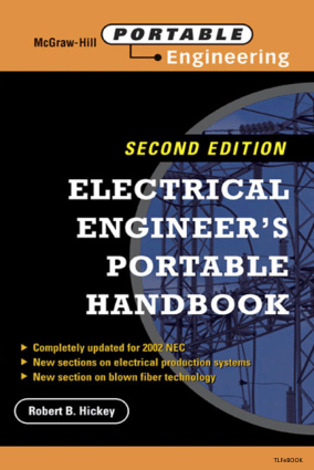 electrical engineers portable handbook second edition