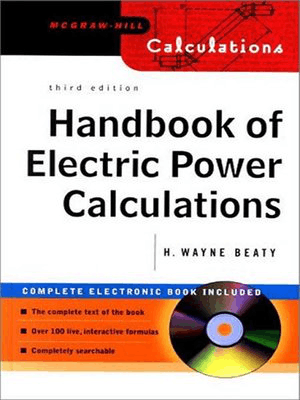 handbook of electric power calculations h. wayne beaty