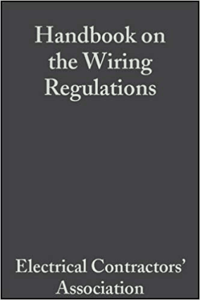 Handbook on the Wiring Regulations The IEE Wiring Regulations