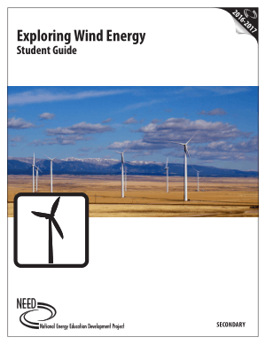 Exploring Wind Student Guide