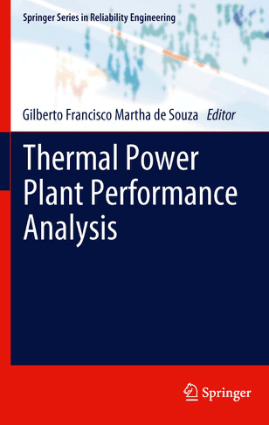 Thermal Power Plant Performance Analysis Gilberto Francisco