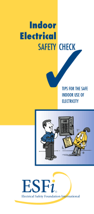 Indoor Electrical Safety Check