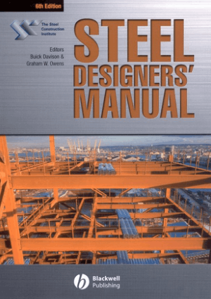 Steel Designers Manual 6th Edition