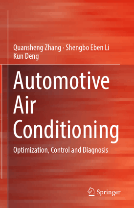 Automotive Air Conditioning Optimization Control and Diagnosis Quansheng Zhang
