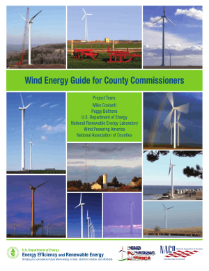 Wind Energy Guide for County Commissioners