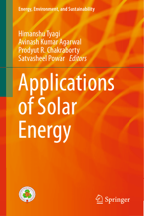 Applications of Solar Energy Himanshu Tyagi