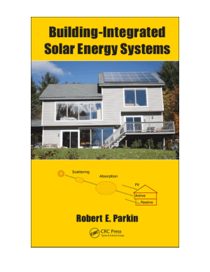 Building Integrated Solar Energy Systems Robert E Parkin