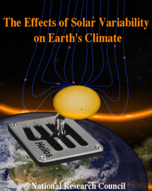 The Effects of Solar Variability on Earths Climate