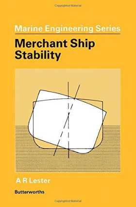 Merchant Ship Stability Captain A R Lester