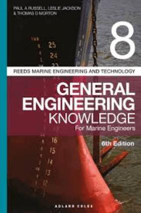 Reeds vol 8 General Engineering Knowledge for Marine Engineers Leslie Jackson