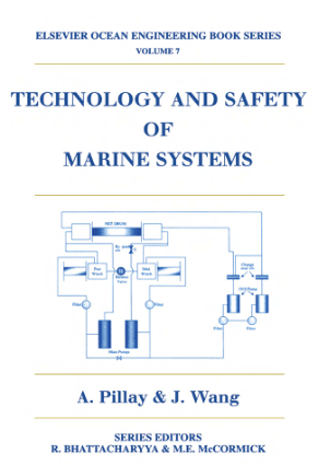 TECHNOLOGY AND SAFETY OF MARINE SYSTEMS by ANAND PILLAY
