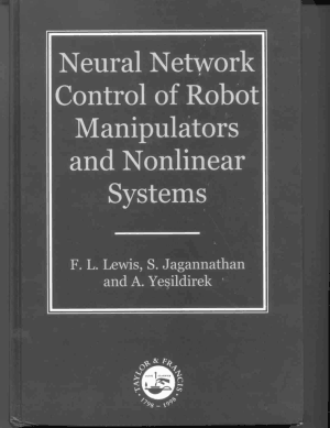Neural Network Control of Robot Manipulators and Nonlinear System