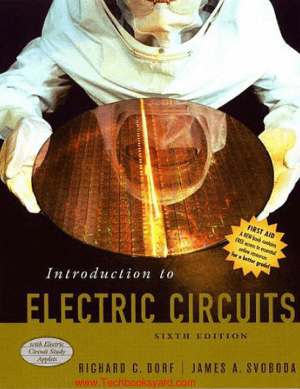Introduction To Electric Circuits Sixth Edition By Richard C Dorf And James Svoboda