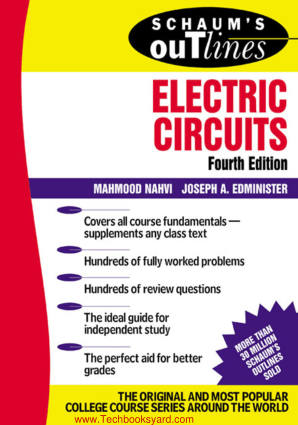 Theory And Problems Of Electric Circuits 4th Edition