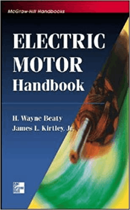 Electric Motor Handbook H. Beaty
