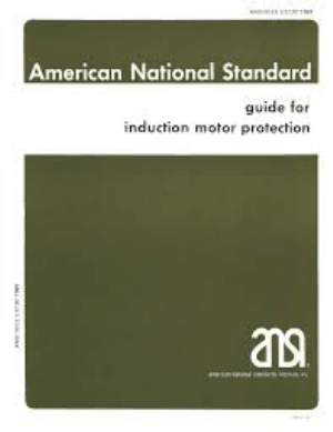 IEEE guide for AC motor protection