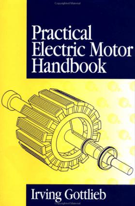 Practical Electric Motor Handbook Irving Gottlieb