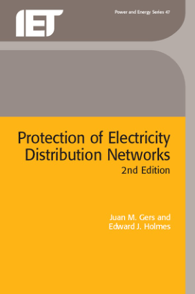 Protection of Electricity Distribution Networks 2nd Edition by Juan Gers