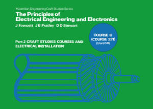 Electrical and Electronic Principles J Fawcett