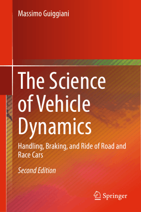 The Science of Vehicle Dynamics Massimo Guiggiani