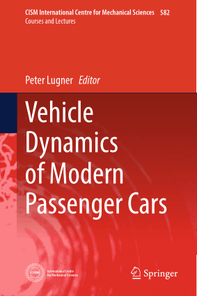 Vehicle Dynamics of Modern Passenger Cars Peter Lugner