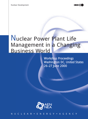 NUCLEAR POWER PLANT LIFE MANAGEMENT IN A CHANGING BUSINESS WORLD