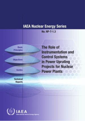 THE ROLE OF INSTRUMENTATION AND CONTROL SYSTEMS IN POWER UPRATING PROJECTS FOR NUCLEAR POWER PLANTS