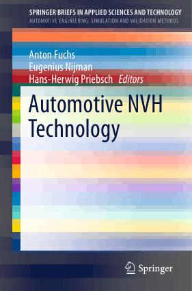 Automotive NVH Technology Anton Fuchs