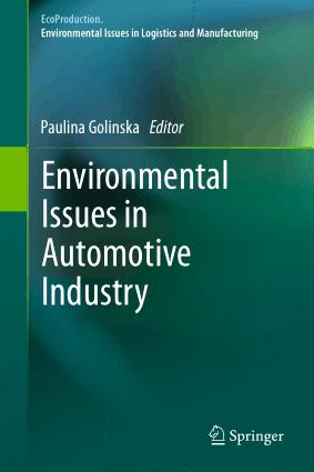 Environmental Issues in Automotive Industry Paulina Golinska