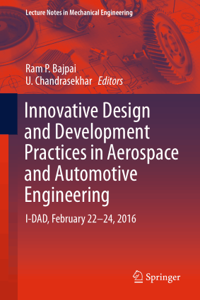 Innovative Design and Development Practices in Aerospace and Automotive Engineering Ram P. Bajpai