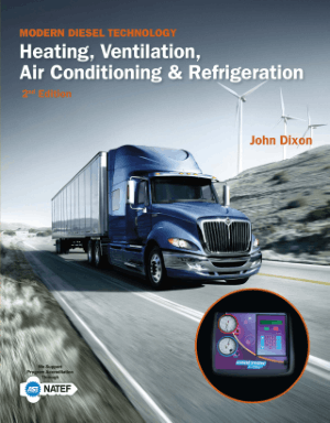 Modern diesel technology heating ventilation air conditioning and refrigeration 2nd edition john dixon