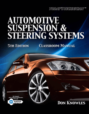Automotive Suspension and Steering Systems Don Knowles