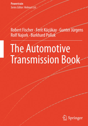 The Automotive Transmission Book Robert Fischer
