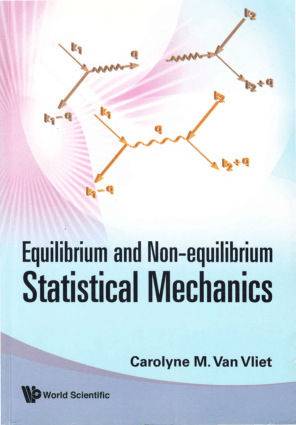 Equilibrium and Non-Equilibrium Statistical Mechanics by Carolyne M Van Vliet